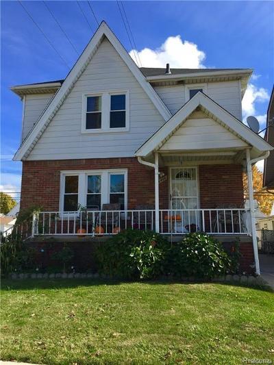 Dearborn Single Family Home For Sale: 6468 Steadman St