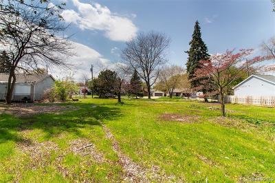 Harrison Twp Residential Lots & Land For Sale: 39856 Shoreline