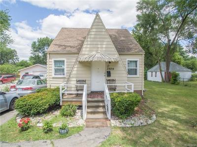 Warren Single Family Home For Sale: 3929 Stolzenfeld Ave