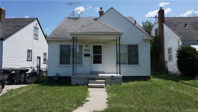 Detroit Single Family Home For Sale: 6318 Minock St