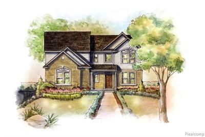 Oakland Single Family Home For Sale: 4107 Ascott Ln