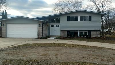 Southfield Single Family Home For Sale: 29301 Marimoor Dr