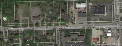 Oakland Residential Lots & Land For Sale: Grange Hall Rd