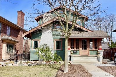 Birmingham Single Family Home For Sale: 356 Ferndale Ave