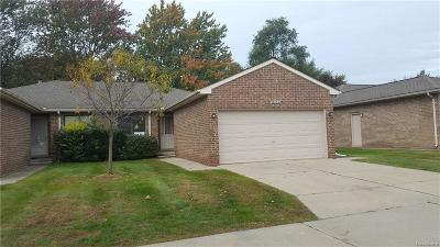 Macomb Rental For Rent: 34449 Maple Lane Dr