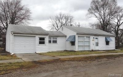 Warren Single Family Home For Sale: 14549 Myrand St