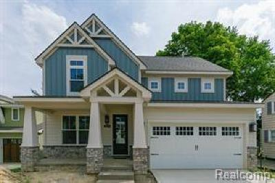 Oakland Single Family Home For Sale: 814 Harding Ave