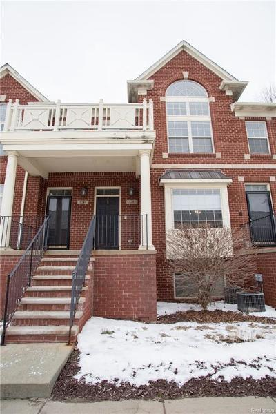 Troy Condo/Townhouse For Sale: 3245 Newbury Pl