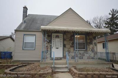 Macomb Single Family Home For Sale: 28581 Wauketa Ave