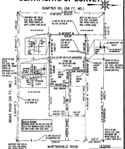 Wayne Residential Lots & Land For Sale: 2 Bemis Rd