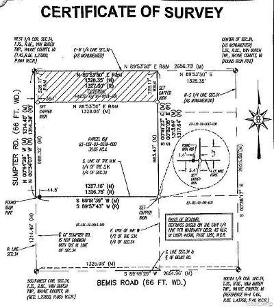 Wayne Residential Lots & Land For Sale: 3 Bemis Rd