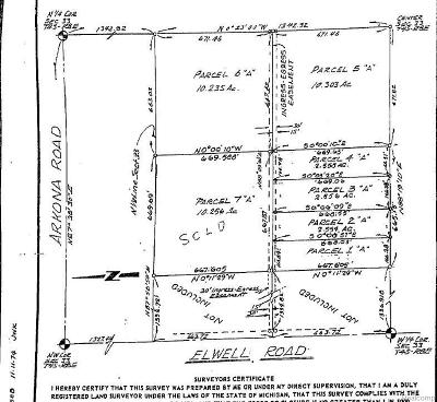 Wayne Residential Lots & Land For Sale: 28405 Elwell Rd