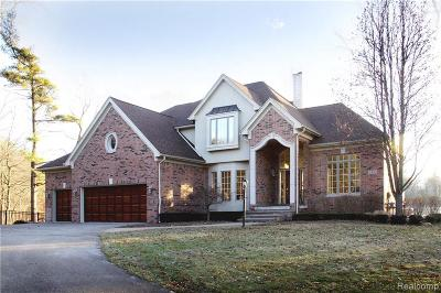 Lake Orion Single Family Home For Sale: 1331 Signal Ln
