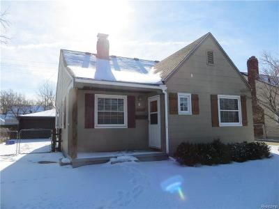 Macomb Rental For Rent: 21608 California St