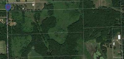 Oakland Residential Lots & Land For Sale: 8238 Fish Lake Rd