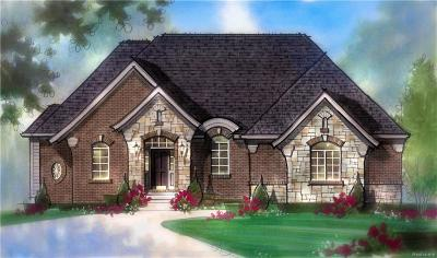 Macomb Single Family Home For Sale: 14138 Autumn Creek Dr