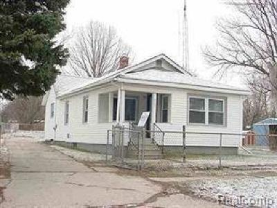 Flint Single Family Home For Sale: 3242 Burnell Ave