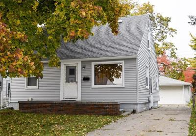 Allen Park Single Family Home For Sale: 14598 Russell Ave