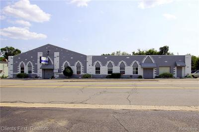 Commercial/Industrial For Sale: 3931 W Auburn Rd