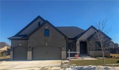 Washington Twp Single Family Home For Sale: 7868 Marble Crt