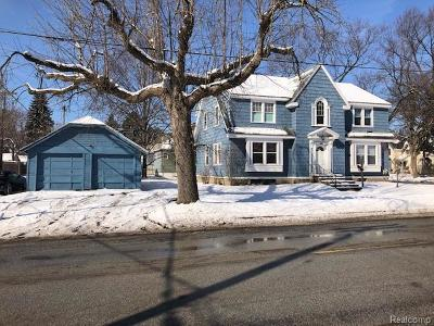 St. Clair Multi Family Home For Sale: 1103 13th St