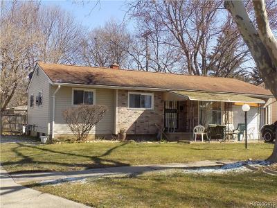 Flint Single Family Home For Sale: 3515 Providence St