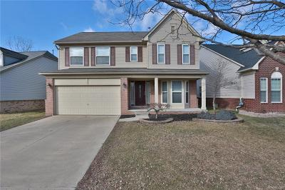Trenton Single Family Home For Sale: 5984 Rolling Ridge Dr