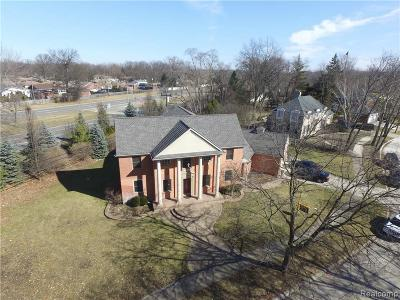 Dearborn Single Family Home For Sale: 21760 Wildwood St