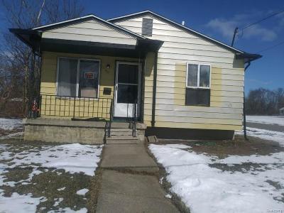 Flint Single Family Home For Sale: 357 E Hobson Ave