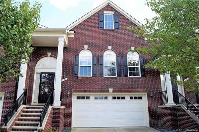 Troy Condo/Townhouse For Sale: 780 Paint Creek Dr