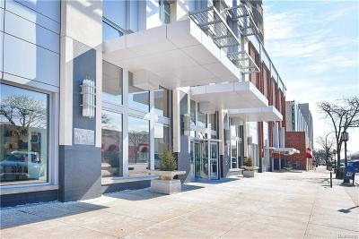 Birmingham Condo/Townhouse For Sale: 411 S Old Woodward Ave