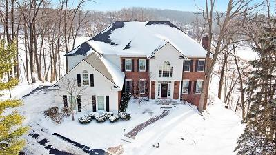 Clarkston Single Family Home For Sale: 8774 Morning Mist Dr