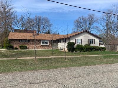 Marysville  Single Family Home For Sale: 1363 New Hampshire Ave