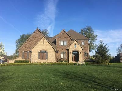 Washington Twp Single Family Home For Sale: 61741 Cotswold Dr Dr