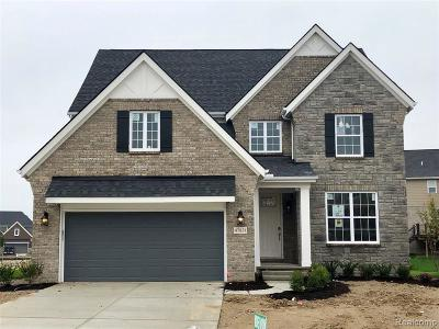 Northville Single Family Home For Sale: 47831 Fieldstone Dr