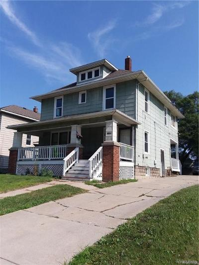St. Clair Multi Family Home For Sale: 1115 Lapeer Ave