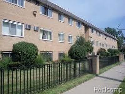 Detroit Multi Family Home For Sale: 12850 Chicago