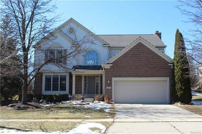 Rochester Single Family Home For Sale: 1782 Ring Neck Dr