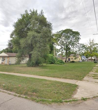 Detroit Residential Lots & Land For Sale: 18705 Mound