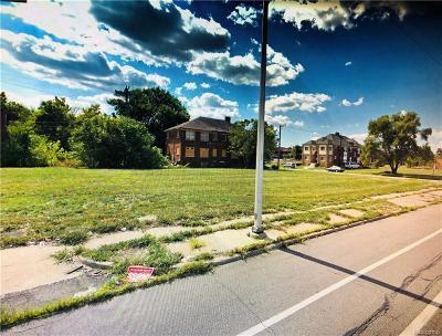 Detroit Residential Lots & Land For Sale: 9939 Dexter