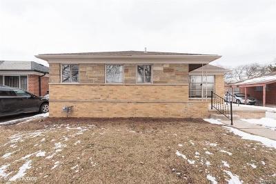 Oak Park Single Family Home For Sale: 23120 Avon Rd