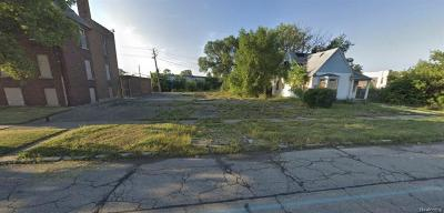 Detroit Residential Lots & Land For Sale: 7880 E Outer Dr