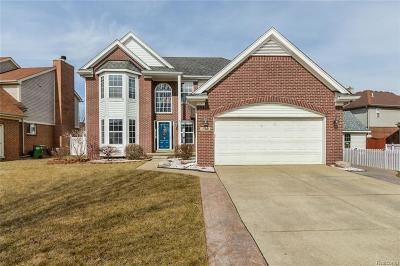 Southgate Single Family Home For Sale: 15210 Heatherwood