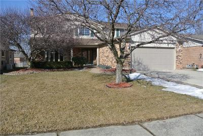 Macomb MI Single Family Home For Sale: $279,900