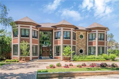 Birmingham Single Family Home For Sale: 1389 Pilgrim Ave