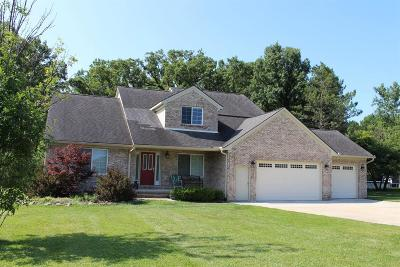 Canton Single Family Home For Sale: 48769 Cherry Hill Rd