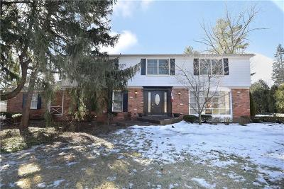 Bloomfield Hills Single Family Home For Sale: 432 Hunt Master Crt