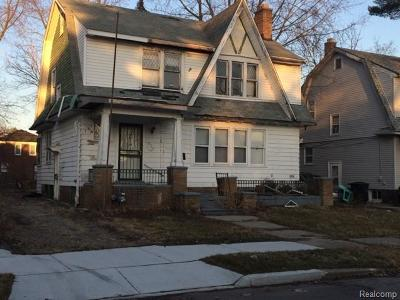 Wayne Single Family Home For Sale: 326 Eastlawn St