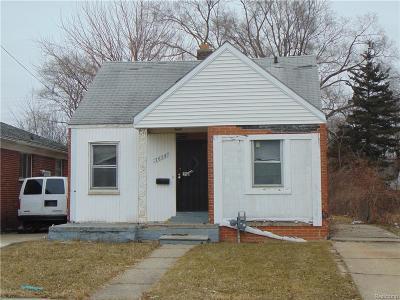 Wayne Single Family Home For Sale: 7654 Artesian St
