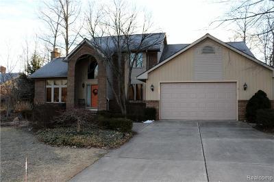 Wayne Single Family Home For Sale: 25083 Hazelnut Crt
